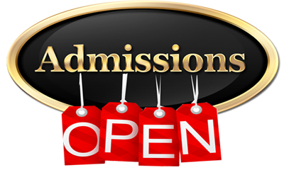Admission is Still Open for All Classes